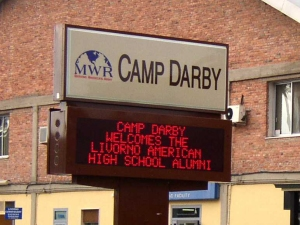 A Welcome from Camp Darby